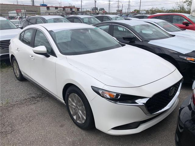 2019 Mazda Mazda3 GS (Stk: 81883) in Toronto - Image 1 of 5