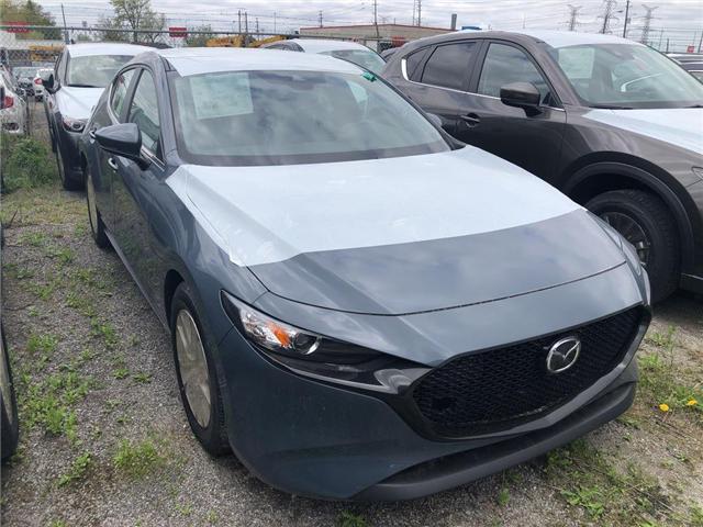 2019 Mazda Mazda3 Sport GS (Stk: 81877) in Toronto - Image 3 of 5
