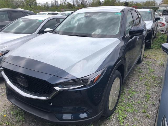 2019 Mazda CX-5 GT w/Turbo (Stk: 81872) in Toronto - Image 1 of 6