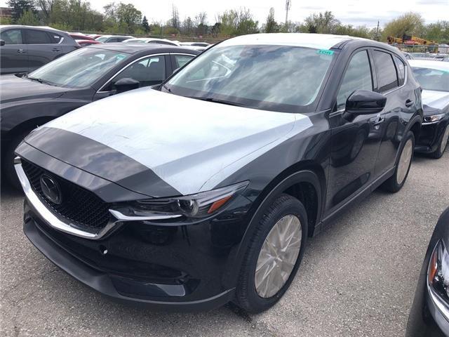 2019 Mazda CX-5 GT w/Turbo (Stk: 81871) in Toronto - Image 1 of 5