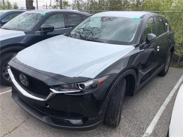 2019 Mazda CX-5 GS (Stk: 81898) in Toronto - Image 1 of 5