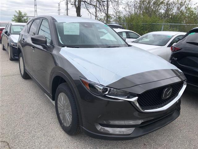 2019 Mazda CX-5 GS (Stk: 81906) in Toronto - Image 3 of 5