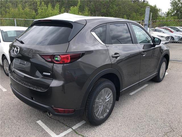 2019 Mazda CX-5 GS (Stk: 81906) in Toronto - Image 4 of 5