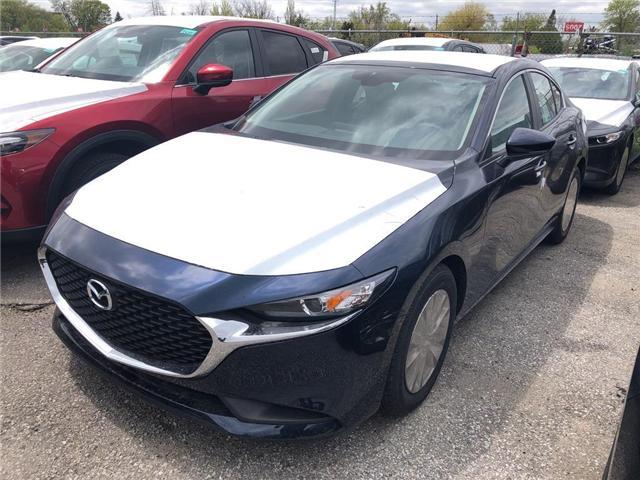 2019 Mazda Mazda3 GX (Stk: 81914) in Toronto - Image 1 of 5