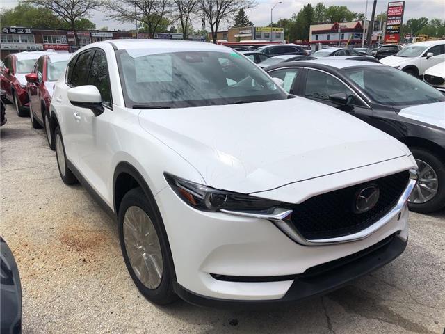 2019 Mazda CX-5 Signature (Stk: 81923) in Toronto - Image 3 of 5