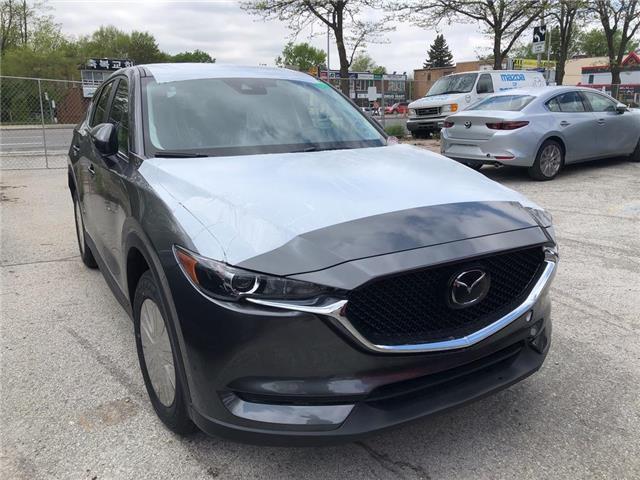 2019 Mazda CX-5 GS (Stk: 81936) in Toronto - Image 3 of 5