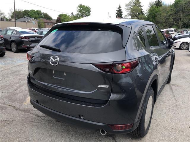 2019 Mazda CX-5 GS (Stk: 81936) in Toronto - Image 4 of 5