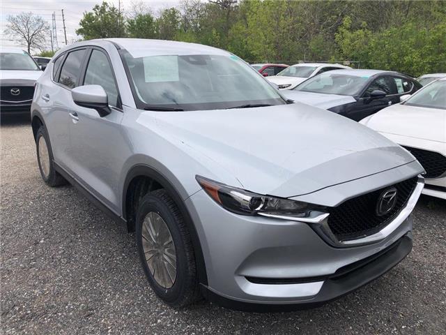 2019 Mazda CX-5 GS (Stk: 81934) in Toronto - Image 3 of 5