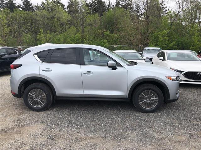 2019 Mazda CX-5 GS (Stk: 81934) in Toronto - Image 4 of 5