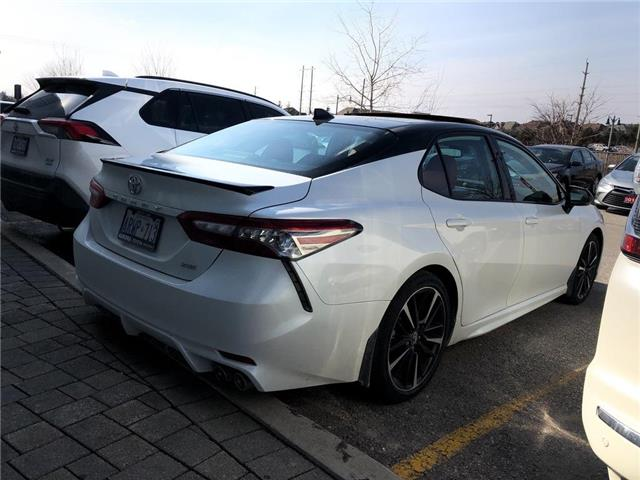 2019 Toyota Camry XSE (Stk: 30391) in Aurora - Image 4 of 5