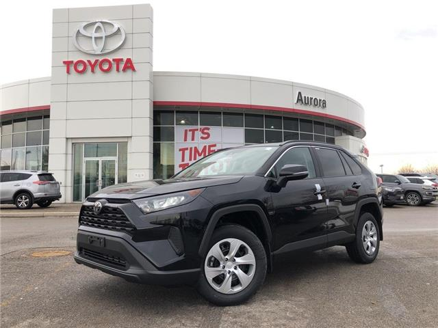 2019 Toyota RAV4 LE (Stk: 30524) in Aurora - Image 1 of 22