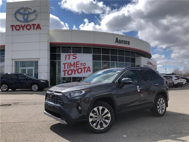 2019 Toyota RAV4 Limited (Stk: 30630) in Aurora - Image 1 of 16
