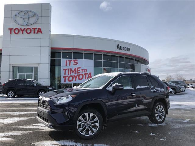 2019 Toyota RAV4 Limited (Stk: 30638) in Aurora - Image 1 of 16