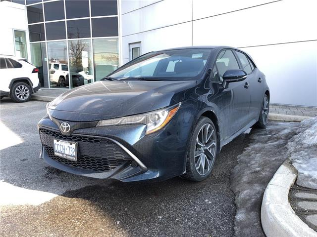 2019 Toyota Corolla Hatchback Base (Stk: 30641) in Aurora - Image 1 of 5