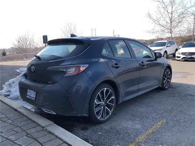 2019 Toyota Corolla Hatchback Base (Stk: 30641) in Aurora - Image 4 of 5
