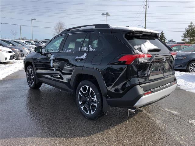 2019 Toyota RAV4 Trail (Stk: 30639) in Aurora - Image 2 of 16