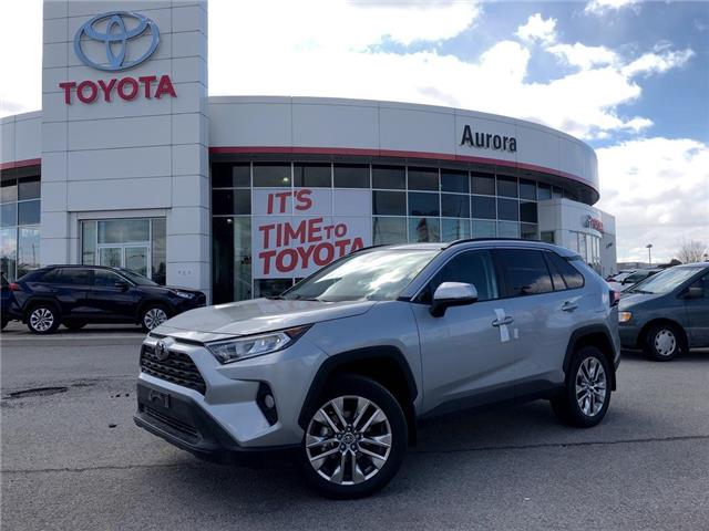 2019 Toyota RAV4 XLE (Stk: 30679) in Aurora - Image 1 of 16