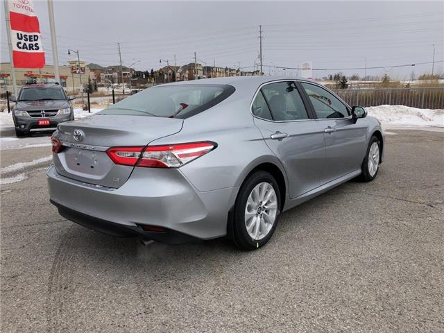 2019 Toyota Camry LE (Stk: 30691) in Aurora - Image 4 of 16