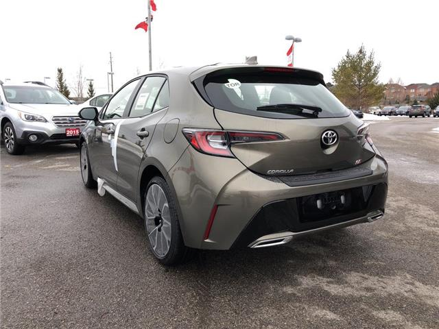 2019 Toyota Corolla Hatchback Base (Stk: 30739) in Aurora - Image 2 of 16