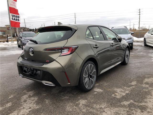 2019 Toyota Corolla Hatchback Base (Stk: 30739) in Aurora - Image 4 of 16