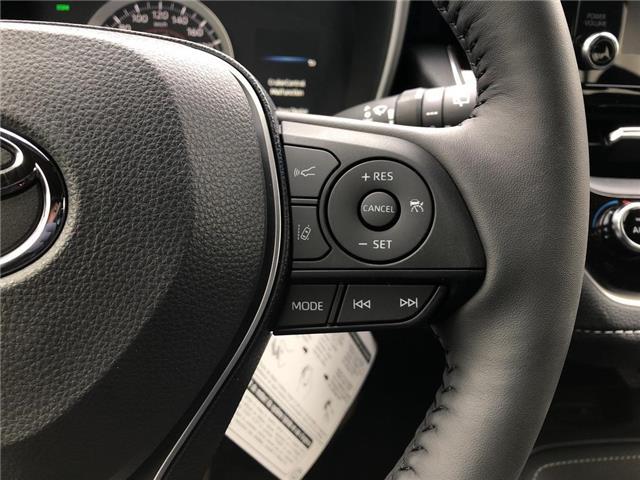 2019 Toyota Corolla Hatchback Base (Stk: 30739) in Aurora - Image 11 of 16