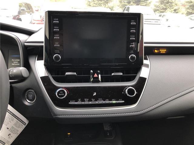2019 Toyota Corolla Hatchback Base (Stk: 30739) in Aurora - Image 13 of 16