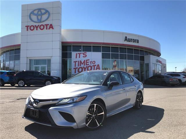 2019 Toyota Camry XSE (Stk: 30744) in Aurora - Image 1 of 16