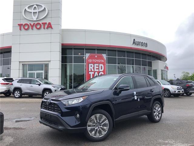 2019 Toyota RAV4 XLE (Stk: 30757) in Aurora - Image 1 of 15