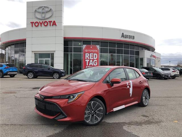 2019 Toyota Corolla Hatchback Base (Stk: 30779) in Aurora - Image 1 of 16