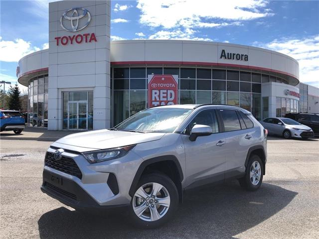 2019 Toyota RAV4 Hybrid LE (Stk: 30804) in Aurora - Image 1 of 15