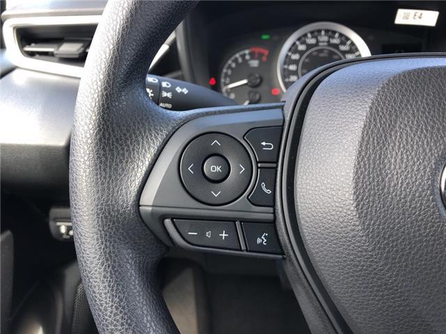 2020 Toyota Corolla L (Stk: 30810) in Aurora - Image 10 of 16