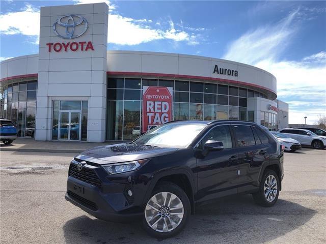 2019 Toyota RAV4 XLE (Stk: 30823) in Aurora - Image 1 of 15