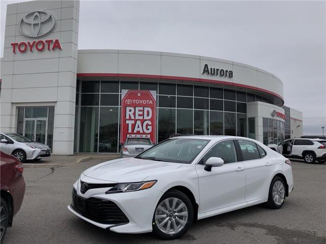 2019 Toyota Camry LE (Stk: 30849) in Aurora - Image 1 of 15