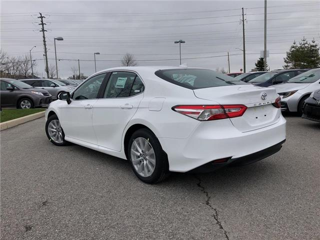 2019 Toyota Camry LE (Stk: 30849) in Aurora - Image 2 of 15