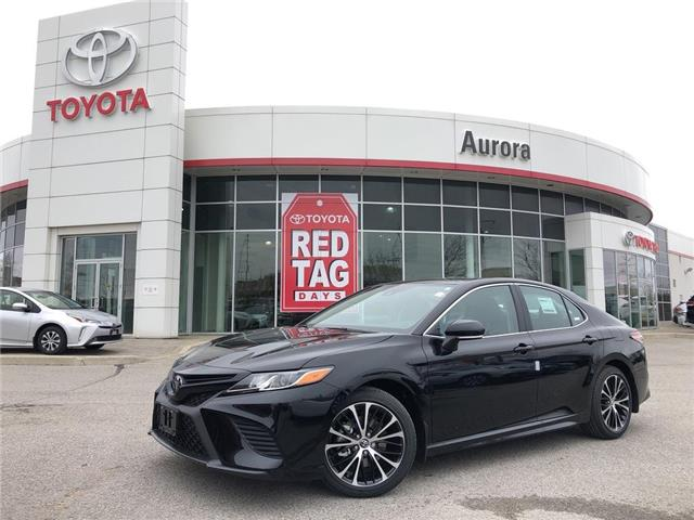 2019 Toyota Camry SE (Stk: 30850) in Aurora - Image 1 of 15