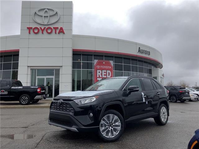 2019 Toyota RAV4 Limited (Stk: 30910) in Aurora - Image 1 of 15