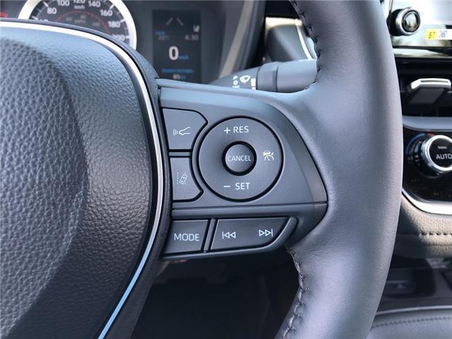 2020 Toyota Corolla SE (Stk: 30931) in Aurora - Image 10 of 15