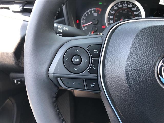2020 Toyota Corolla SE (Stk: 30938) in Aurora - Image 9 of 15