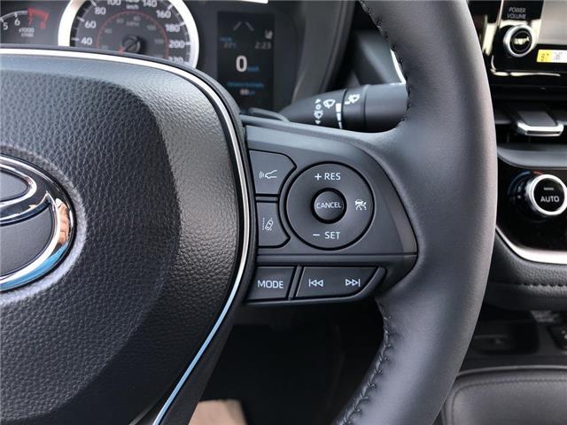 2020 Toyota Corolla SE (Stk: 30938) in Aurora - Image 10 of 15