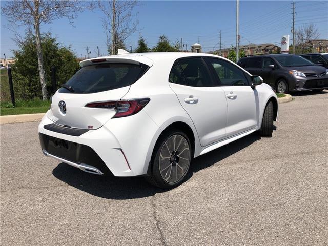 2019 Toyota Corolla Hatchback Base (Stk: 30936) in Aurora - Image 3 of 15