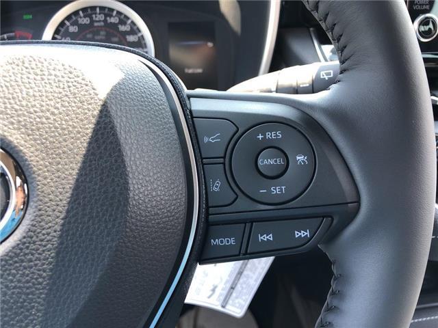 2019 Toyota Corolla Hatchback Base (Stk: 30936) in Aurora - Image 10 of 15