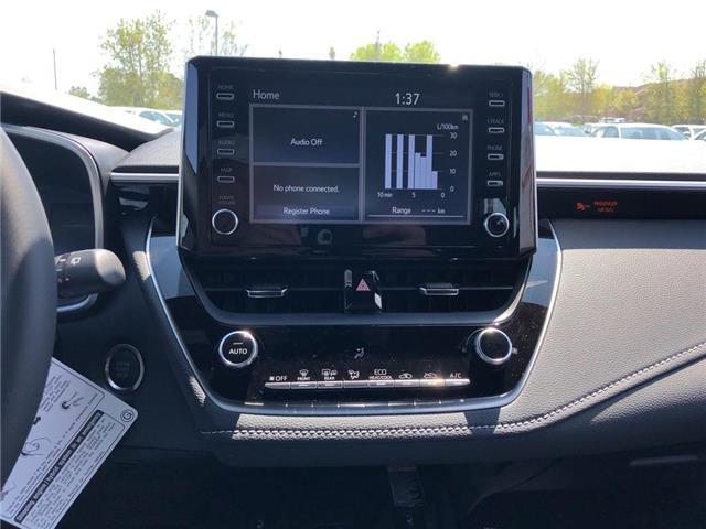 2019 Toyota Corolla Hatchback Base (Stk: 30936) in Aurora - Image 12 of 15