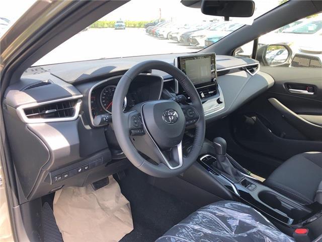 2019 Toyota Corolla Hatchback Base (Stk: 30943) in Aurora - Image 6 of 15