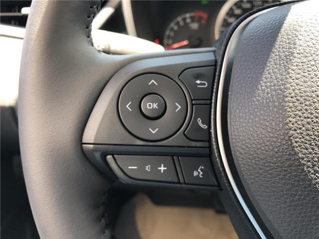 2019 Toyota Corolla Hatchback Base (Stk: 30943) in Aurora - Image 9 of 15