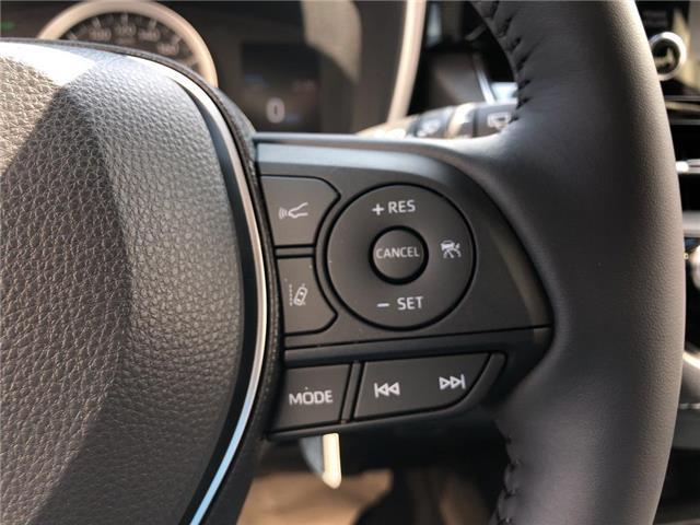 2019 Toyota Corolla Hatchback Base (Stk: 30943) in Aurora - Image 10 of 15