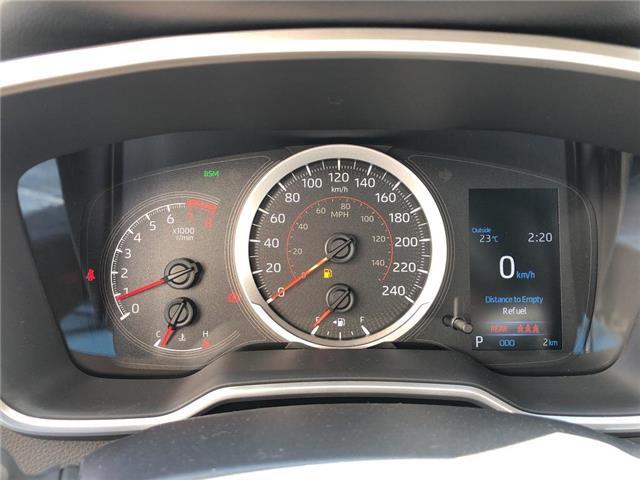 2019 Toyota Corolla Hatchback Base (Stk: 30943) in Aurora - Image 11 of 15
