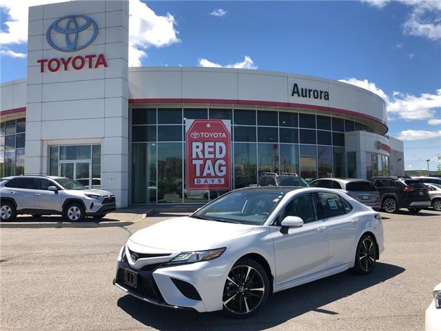 2019 Toyota Camry XSE (Stk: 30964) in Aurora - Image 1 of 15
