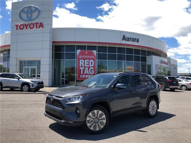 2019 Toyota RAV4 XLE (Stk: 30970) in Aurora - Image 1 of 15