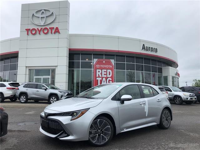 2019 Toyota Corolla Hatchback Base (Stk: 30988) in Aurora - Image 1 of 15