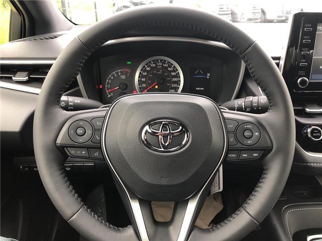 2019 Toyota Corolla Hatchback Base (Stk: 30988) in Aurora - Image 8 of 15
